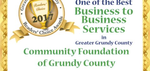 """Business to Business Award"" to CFGC!"